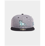 Rick & Morty - Cat Outer Space Snapback