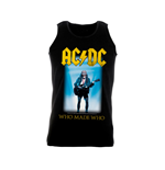 AC/DC Tank Top Who Made Who
