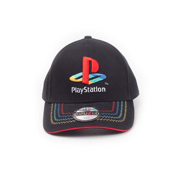 Playstation - Retro Logo Adjustable Cap