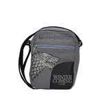 Game of Thrones Mini Messenger Bag Stark 17 x 23 cm