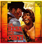 Vynil Ennio Morricone - La Resa Dei Conti Ost (Big Gundown) (Coloured)