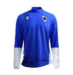 2020-2021 Sampdoria Full Zip Microfibre Jacket (Blue)