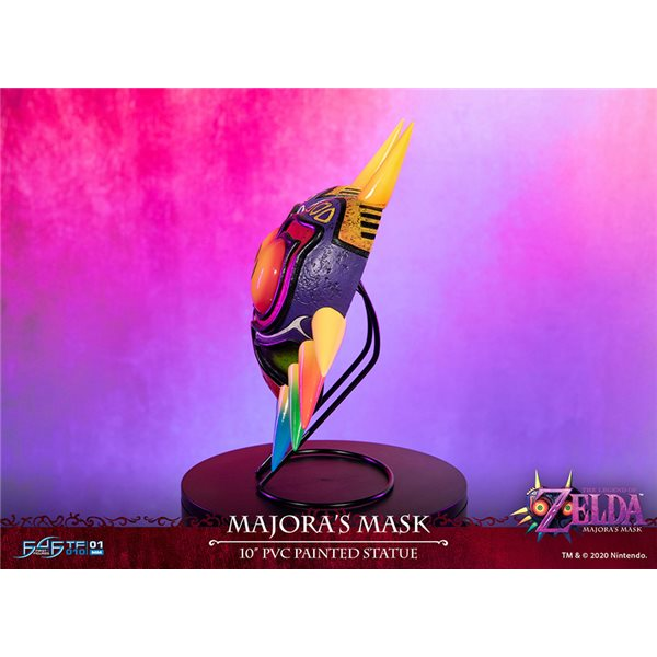 Legend Of Zelda Majoras Mask Pvc Statue