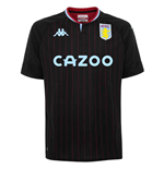 2020-2021 Aston Villa Kappa Away Shirt