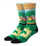 Animal Crossing Sublimated Crew Socks