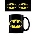 Batman Mug Symbol Black