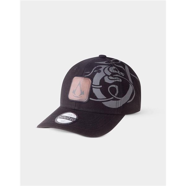 Assassin's Creed Valhalla Curved Bill Cap Tribal