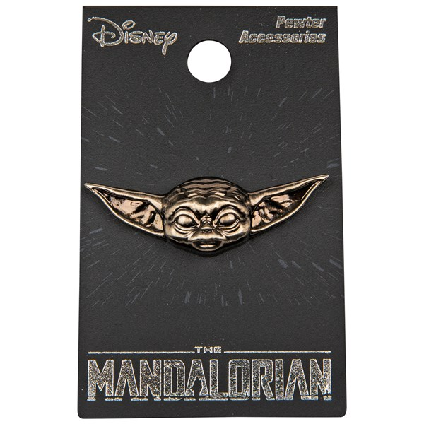 Star Wars The Mandalorian The Child Pewter Lapel Pin