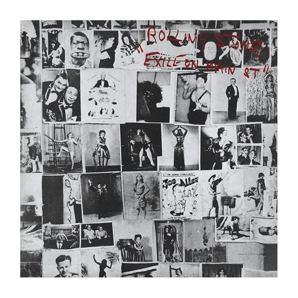 The Rolling Stones Rock Saws Jigsaw Puzzle  Exile On Main St. (500 pieces)