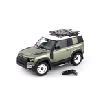 LAND ROVER DEFENDER 90 WITH ROOF PACK PANGEA GREEN 2020