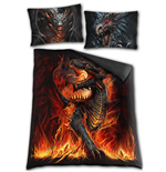 Draconis - Double Duvet Cover + UK And EU Pillow case