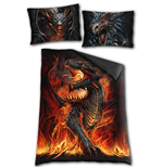 Draconis - Single Duvet Cover + UK And EU Pillow case