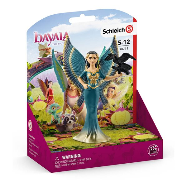 SCHLEICH Bayala Movie Ophira & Munyn Toy Figures, 5 to 12 Years