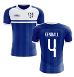 2020-2021 Everton Home Concept Football Shirt (KENDALL 4)
