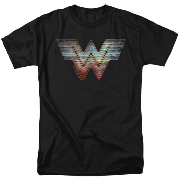 Wonder Woman 1984 Movie Static Logo T-Shirt