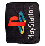 PlayStation Logo Digital Fleece Throw Blanket