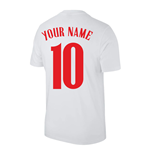2020-2021 Poland Home Supporters Jersey - Kids (Your Name)
