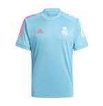 2020-2021 Real Madrid Training Shirt (Bright Cyan)