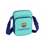 FC Barcelona shoulder bag 16 turquoise