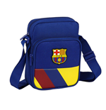 FC Barcelona shoulder bag 16 blue-yellow