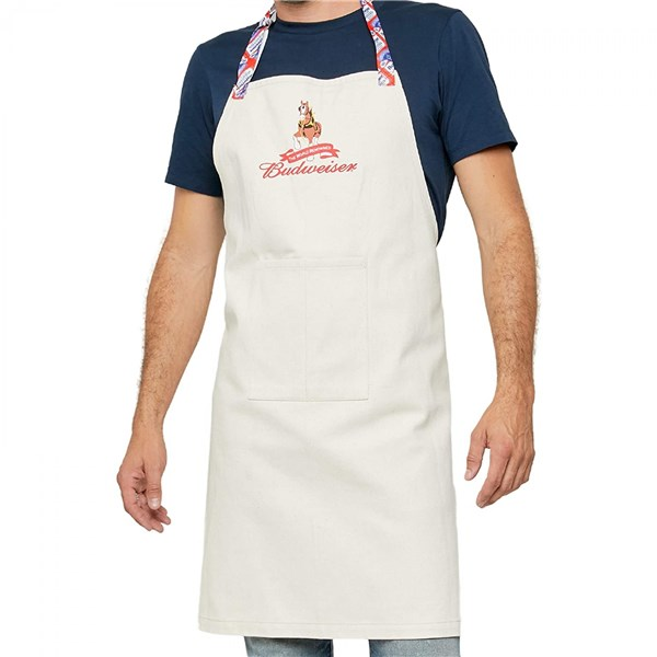 Budweiser King of Beers Clydesdales Grill Master Collection Apron