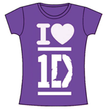 One Direction T-shirt 418526