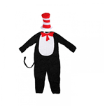 Dr. Seuss The Cat in the Hat Costume Men's
