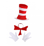 The Cat in the Hat Accessory Kit Adult