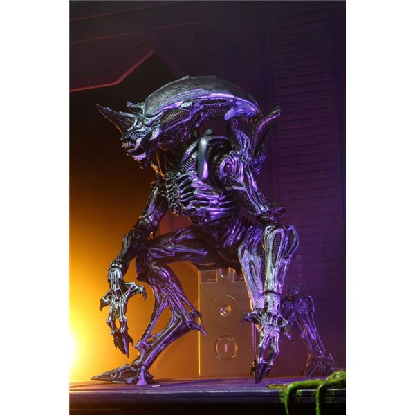 Aliens Action Figure Ultimate Rhino Alien (Kenner Tribute) Version 2 25 cm