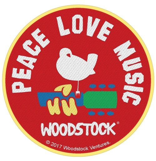Woodstock Patch 419111
