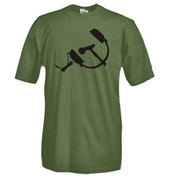 Hammer & Sickle – Communism T-shirt