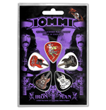 Tony Iommi Plectrum Pack: Iron Man
