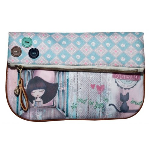 Anekke (LG) pencil case/cosmetic bag 90272