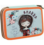 Anekke (LG) pencil case double filled 96100