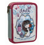 Anekke (LG) pencil case double filled 97100