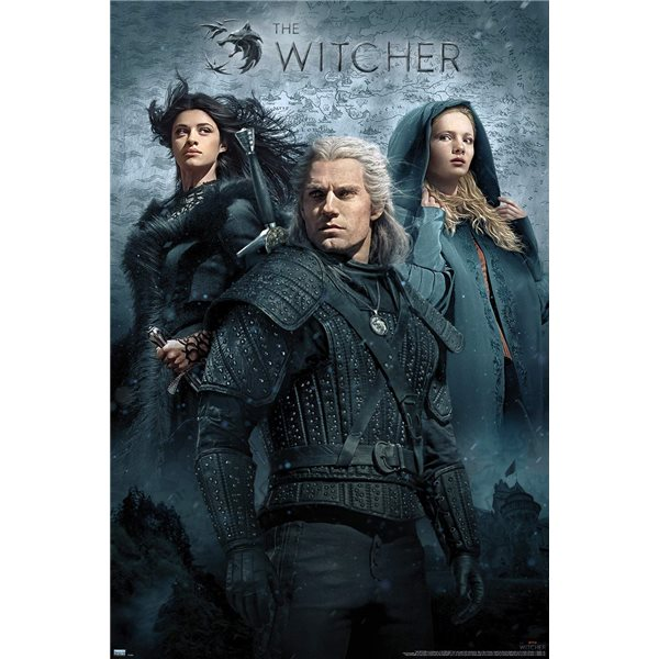 The Witcher Poster 419807