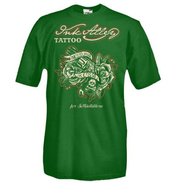 Tattoo Nessuna Resa T-shirt