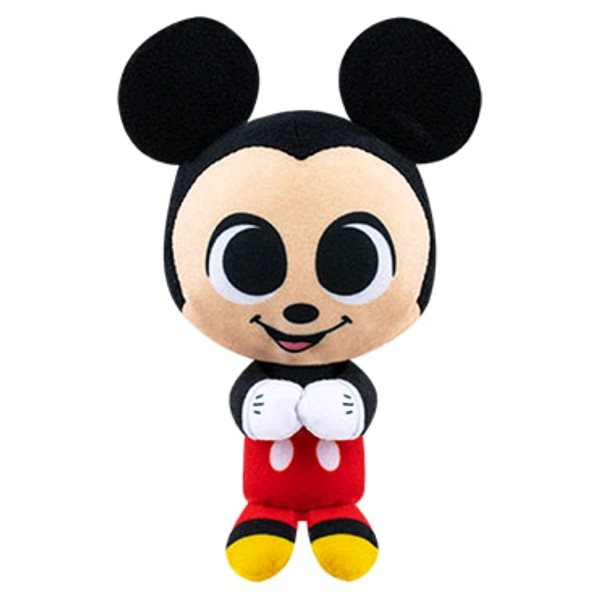 Mickey Mouse Plush Toy 420364