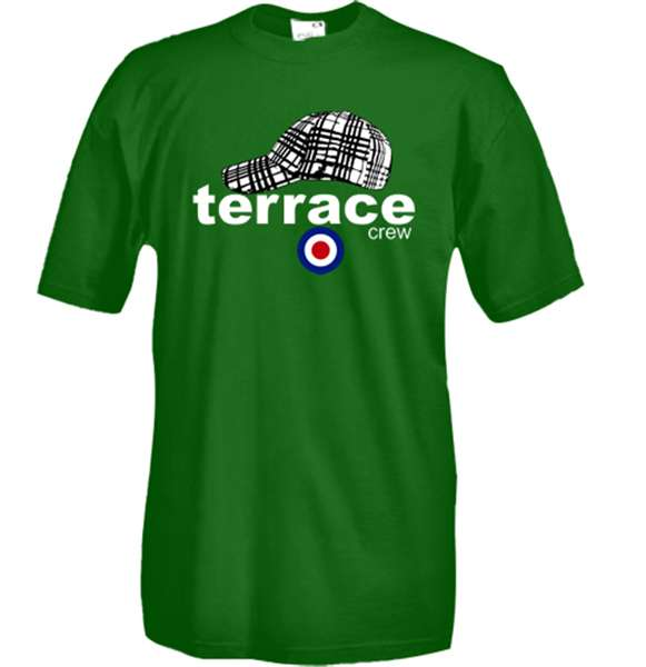 Terrace Cap T-shirt