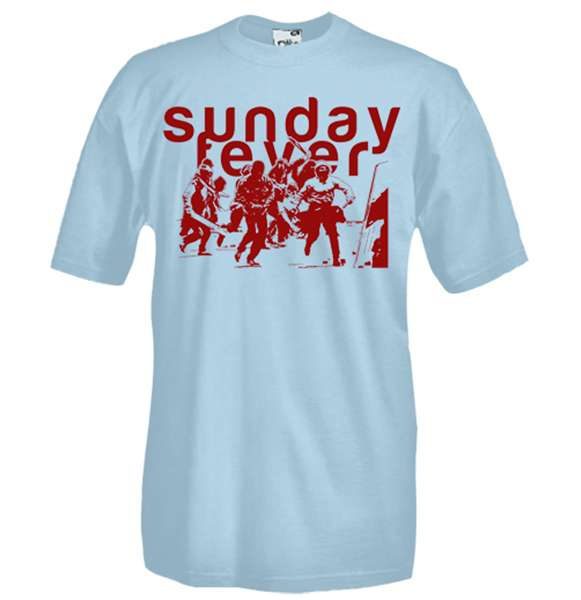 Sunday Fever T-shirt