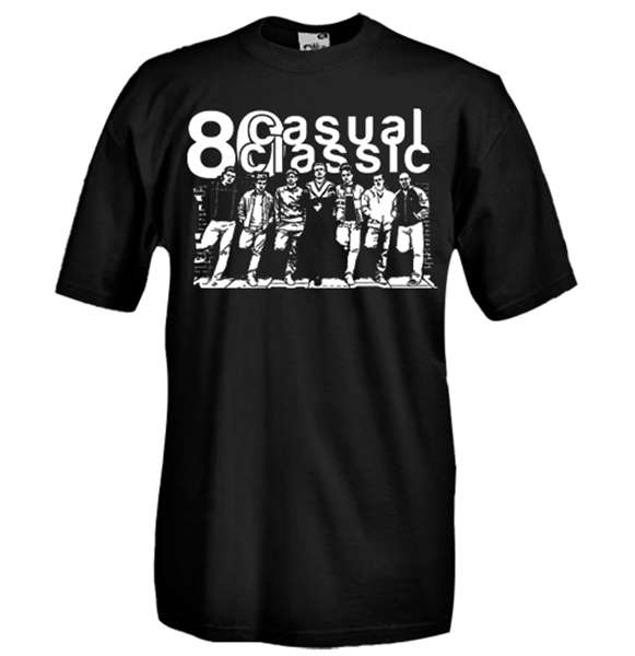 '80'S Casual T-shirt