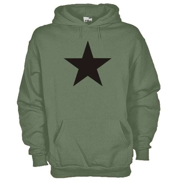 Red Star Communism Hoodie