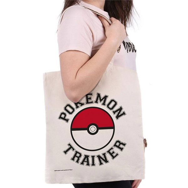 Pokémon Tote Bag Trainer
