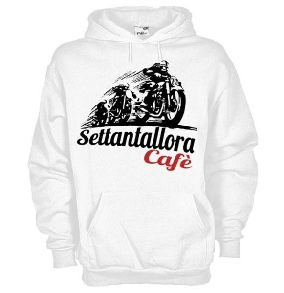 Settantallora Cafe' Hoodie
