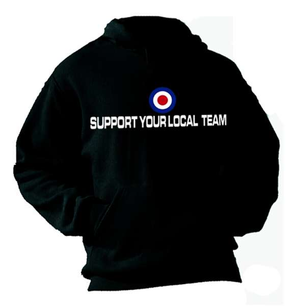 Support Your Lo Hoodie