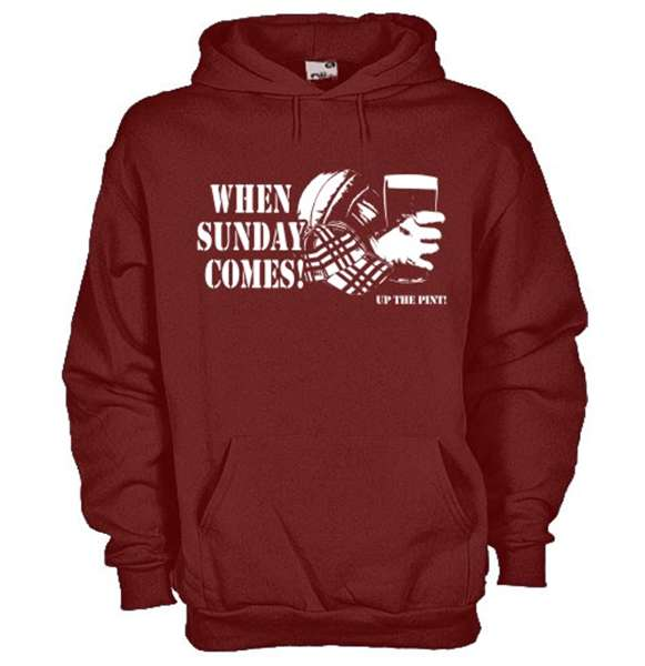 When Sunday Comes Hoodie