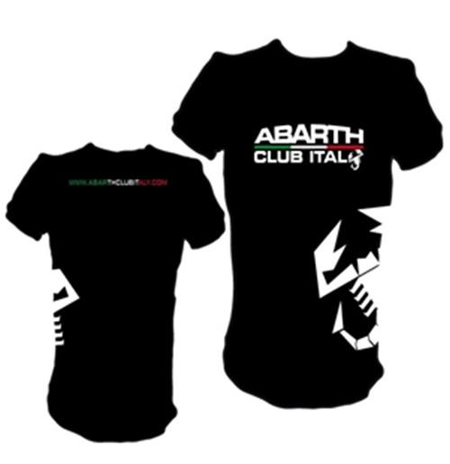 Abarth Club Italia Women's Tee