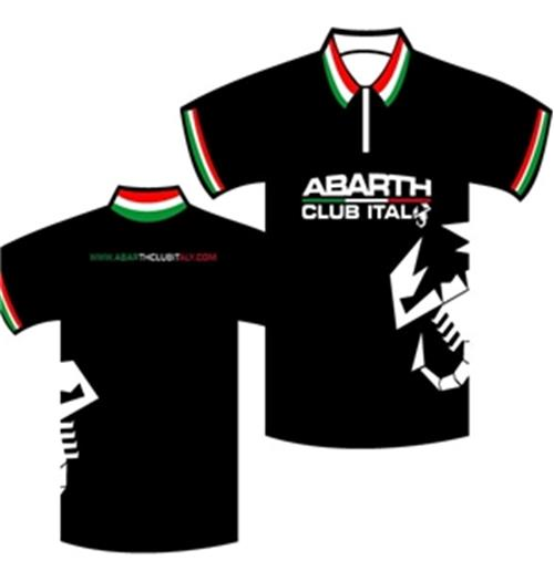 Abarth Club Italia Polo Shirt