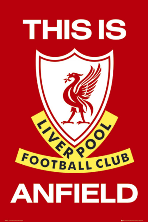 Liverpool This Is Anfield Poster For Only 163 3 92 At