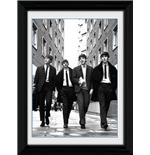 "The Beatles In London Portrait Framed 16x12"" Photographic Print"